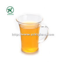 Double Wall Tea Cup by BV, SGS, (L: 11.5cm, W: 8.8CM H: 14.3cm, 330ml)