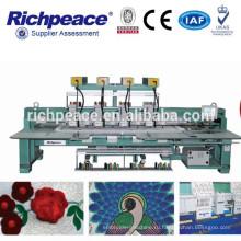 Вышивальная машина с цепочкой для шитья с шиллингом Richpeace