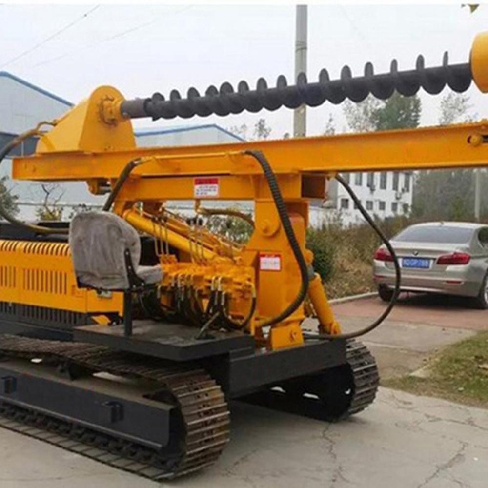 Hydraulic Pile Driving Machine