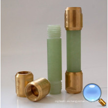 Material de aislamiento del transformador Tubo de bobinado de vidrio