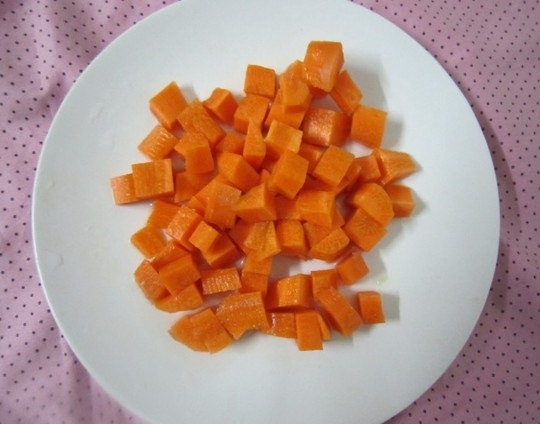 Great Value Frozen Diced Carrot