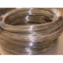 Diámetro de suministro 0.5-6.0mm Gr 9 bobina de titanio