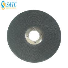 disque de coupe en acier inoxydable