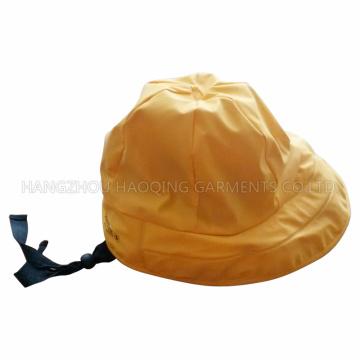 Chapeau de pluie PU pour adulte