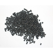 Pozzetto in carbone attivo a pellet antracite da 2 mm