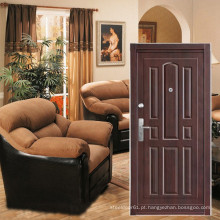 porta de ferro material de porta de aço inoxidável
