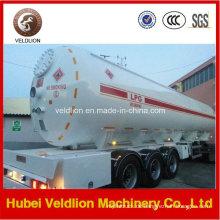 3 Achsen LPG / Flüssigbenzin Gastransport LPG Tankanhänger
