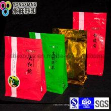 Dimensional Plastik Verpackungsbeutel für Kaffee / Tee