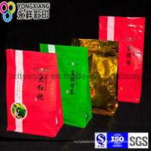 Dimensional Plastic Packaging Bag for Coffee/Tea