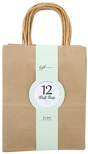 Paper bag with handle-2