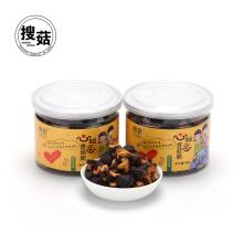 Fragmentos de hongos shiitake VF de sabor a miel hechos en China