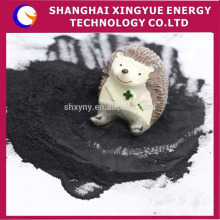 900 iodine activated coconut charcoal powder for decolorization