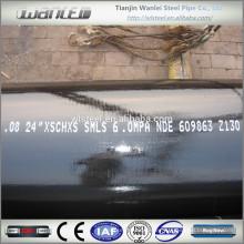 Api 5l x52 6 '' sch 60 nace mr0175 tubo de acero
