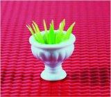 Py-06 1.3*1.5 Homes Architectural Scale Model Furniture Landscape Plastic Flower Vase