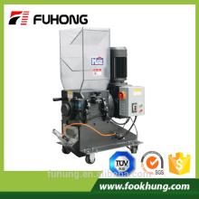 Ningbo fuhong HGS250 plástico reciclado noiseless baja velocidad granulador de plástico trituradora