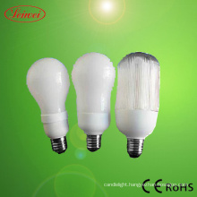 11W-25W Globe Shape Bulb (Candle /Ball /Column Bulb)