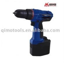 Herramientas eléctricas profesionales QIMO N18001S1 Taladro inalámbrico 18V