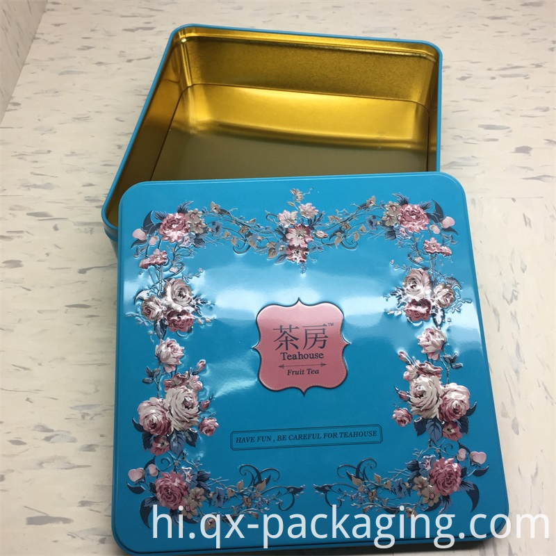Tin Packaging Containers