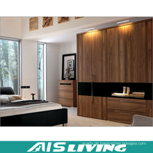 Platzsparende 6 Türen & 2 Schubladen Schlafzimmer Kleiderschrank (AIS-W335)