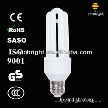 Energy Saver Lamp T4 3U 20W 8000H CE QUALITY
