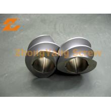 Schraube Elemente Bimetall Schraube Elemente Segment Schraube Zylinder