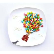 Assiette de porcelaine (CY-D01)