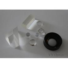 Lente de cristal óptica personalizada para microscopio