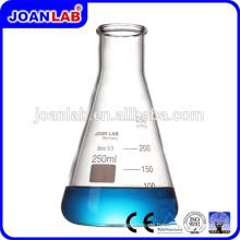 JOAN LAB heiße Verkauf Boro3.3 Glas konische Flasche mit schmalem Hals