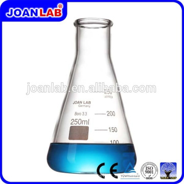 JOAN Lab Glassware 250ml Glass Conical Flask Manufacture