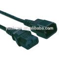 Poder da rede de cabos cabo chumbo fio 230vac