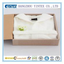 Peignoir en peluche Robe super doux en latex fabriqué en Chine