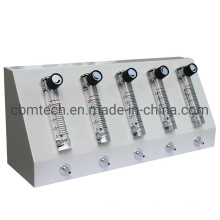 Low Cost High Quality Small Hospital Medical Use Five Ways Ultimate Flow Splitter
