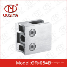 Factory Price Stainless Steel Square Glass Clamp