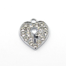 Мода Shaped Charms ключ и блокировка подвеска для ожерелья
