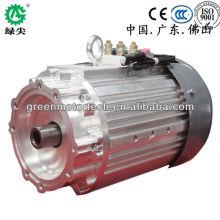 7,5 кВт мотор с регулятором для небольшой автомобиль или гольф-кары