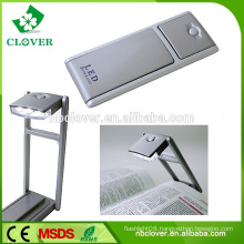 3 LED flexible 2015 newest led book reading light for beds