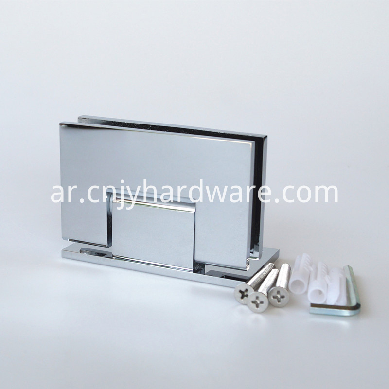 frameless glass door hinge