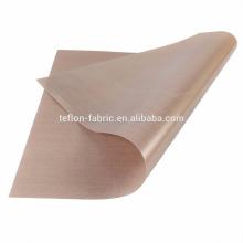 Китай Высококачественная жаропрочная тефлоновая листовая бумага для теплообмена Тефлоновый лист для термического пресса