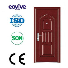 single metal door/steel security door/cold-rolled sheet door