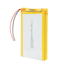 Big power 8000mah 126090 lithium polymer battery
