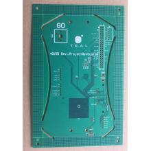 Best Price for for Impedance Controlled PCB 4 layer FR4 1.6mm matt green ENIG export to India Importers