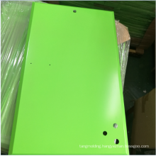 High Quality SPCC Sheet Metal Parts with Anodizing