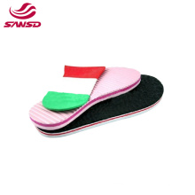 China factory High quality custom design shoe insole comfort shoe Material
