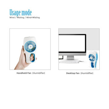 Personal Handheld Mini USB Lüfter für Home Office