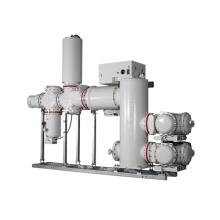 Dispositivo elétrico combinado isolado isolamento gás 8DN8