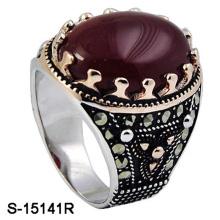 Nova chegada 925 anel de prata esterlina com preço de fábrica