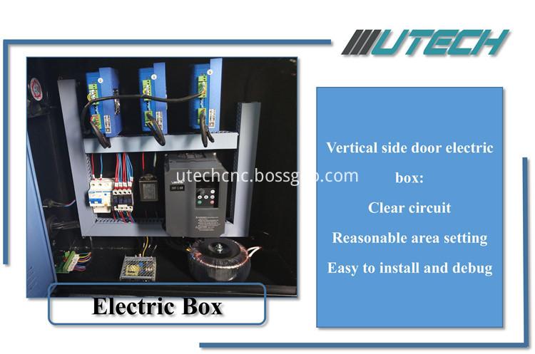 2 Electric Box 750