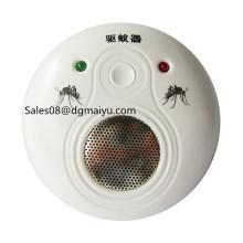 El nuevo dispositivo ultrasónico electrónico repelente de mosquitos mosquito repelente de mosquitos para conducir el artefacto a casa para las hormigas