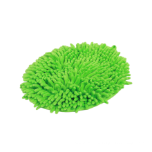 Customized Cleaning Mitts Car Wash Gloves With Various Color