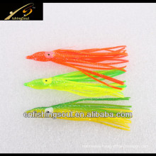 SLL047 Soft Plastic Baits, Octopus Fishing Lure